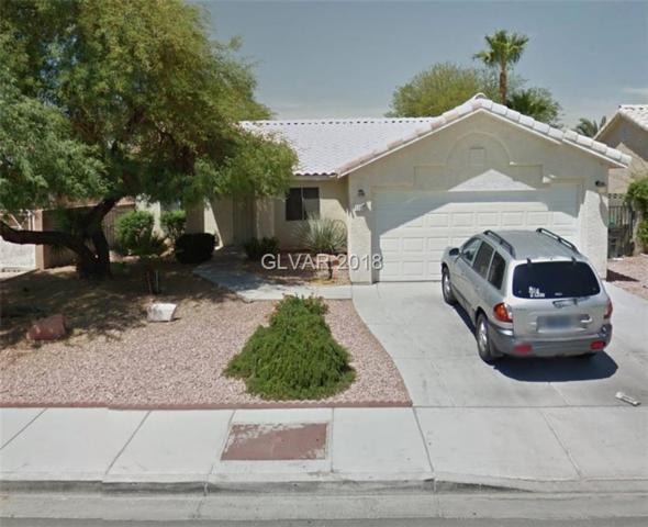 1707 Rio Seco, Las Vegas, NV 89156 (MLS #1968138) :: Trish Nash Team