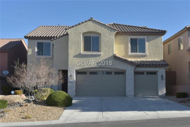 2516 Bechamel, Henderson, NV 89044 (MLS #1968151) :: Signature Real Estate Group