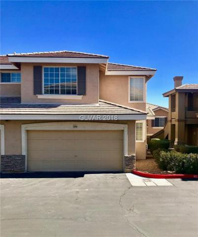 9901 Trailwood #1096, Las Vegas, NV 89134 (MLS #1968182) :: Sennes Squier Realty Group
