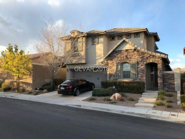 11308 Hedgemont, Las Vegas, NV 89138 (MLS #1968195) :: Realty ONE Group