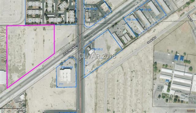 N Las Vegas Blvd, North Las Vegas, NV 89115 (MLS #1968368) :: Vestuto Realty Group