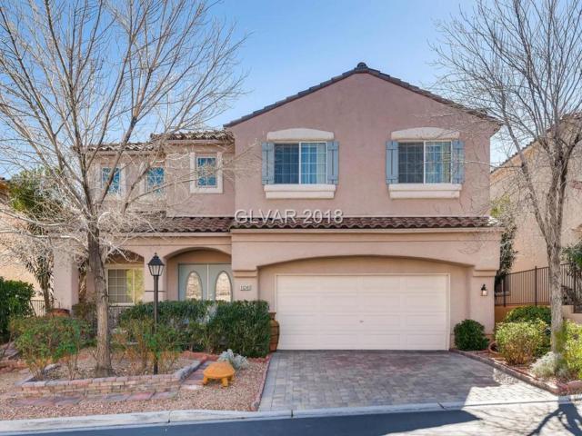 11241 Gibbs Hill, Las Vegas, NV 89138 (MLS #1968491) :: The Snyder Group at Keller Williams Realty Las Vegas