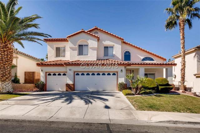 493 First Light, Henderson, NV 89052 (MLS #1968496) :: Realty ONE Group