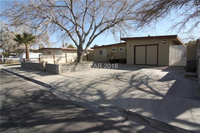 3805 El Parque, Las Vegas, NV 89102 (MLS #1968630) :: Trish Nash Team