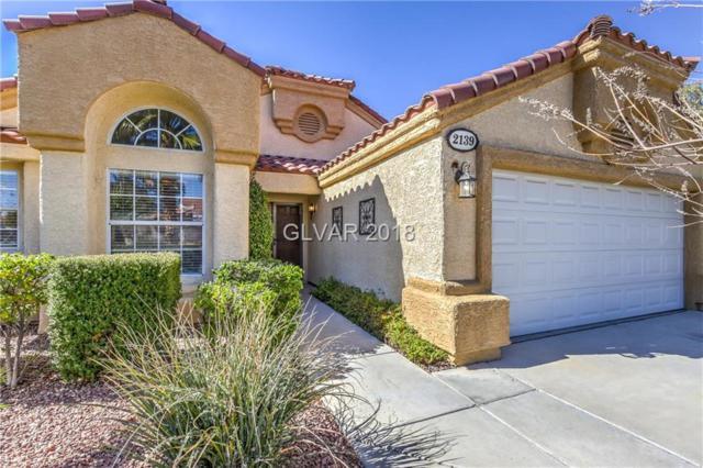 2139 Fountain Springs, Henderson, NV 89074 (MLS #1968650) :: The Snyder Group at Keller Williams Realty Las Vegas