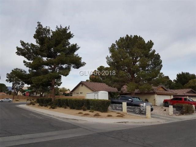3816 Ivycrest, Las Vegas, NV 89108 (MLS #1968724) :: Trish Nash Team