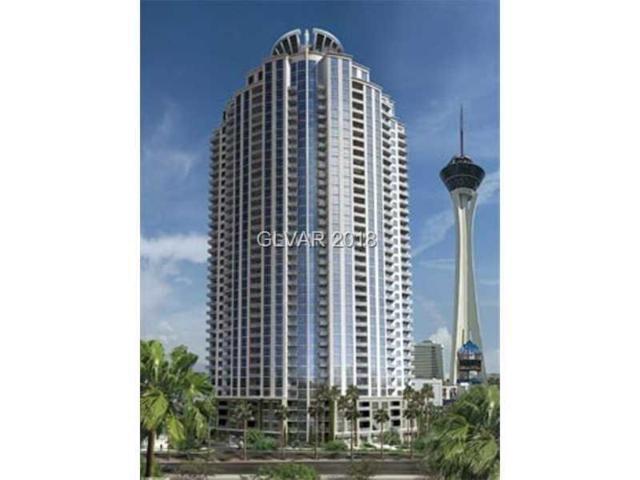 200 W Sahara #2605, Las Vegas, NV 89102 (MLS #1968765) :: Signature Real Estate Group