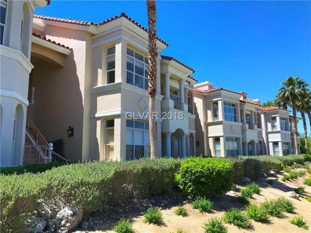 33 Strada Di Circolo #33, Henderson, NV 89011 (MLS #1968795) :: The Snyder Group at Keller Williams Realty Las Vegas
