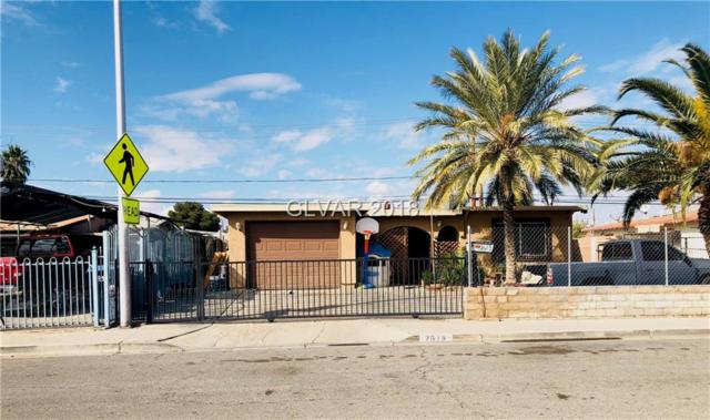 2613 Salt Lake, North Las Vegas, NV 89030 (MLS #1968800) :: The Snyder Group at Keller Williams Realty Las Vegas