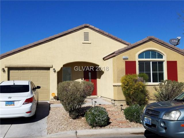 6390 Flathead, Las Vegas, NV 89122 (MLS #1968877) :: Keller Williams Southern Nevada