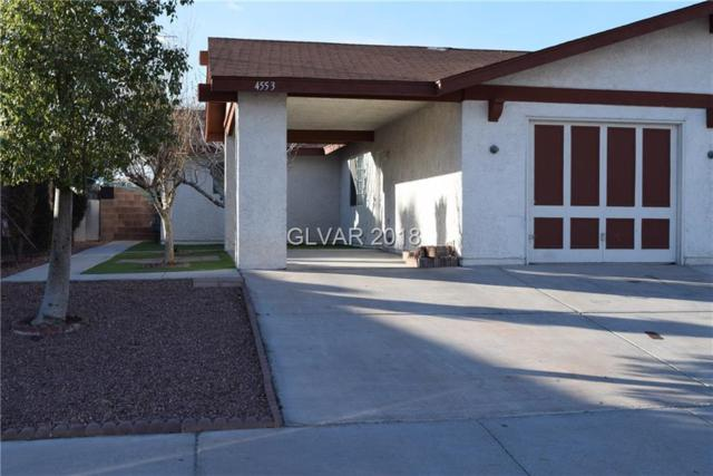 4553 Via San Rafael, Las Vegas, NV 89103 (MLS #1968902) :: Realty ONE Group
