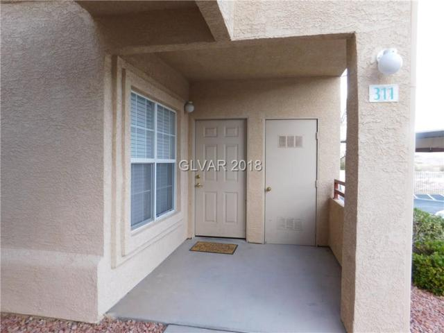 520 Arrowhead #311, Henderson, NV 89015 (MLS #1968913) :: Signature Real Estate Group