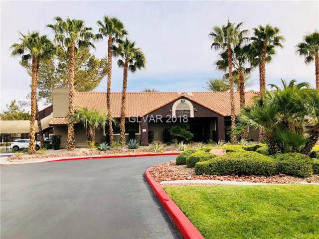 5008 Rainbow #207, Las Vegas, NV 89118 (MLS #1969042) :: Signature Real Estate Group