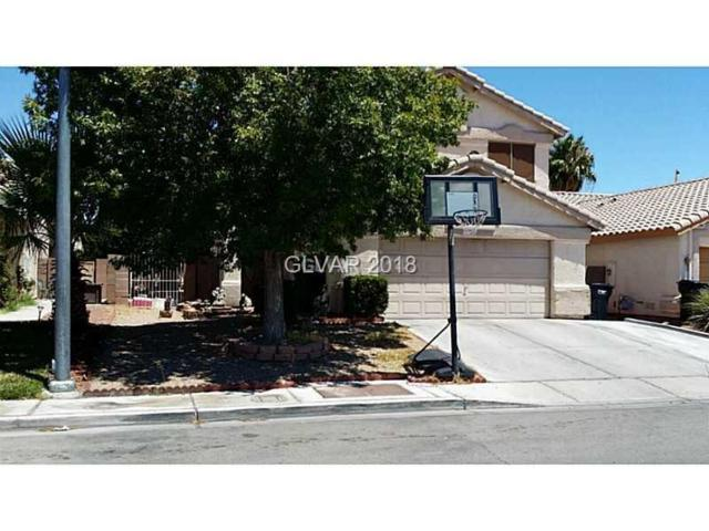 4704 Possum Berry, North Las Vegas, NV 89081 (MLS #1969056) :: Realty ONE Group