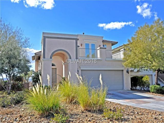 2439 Kaymin Ridge, Henderson, NV 89052 (MLS #1969103) :: Realty ONE Group