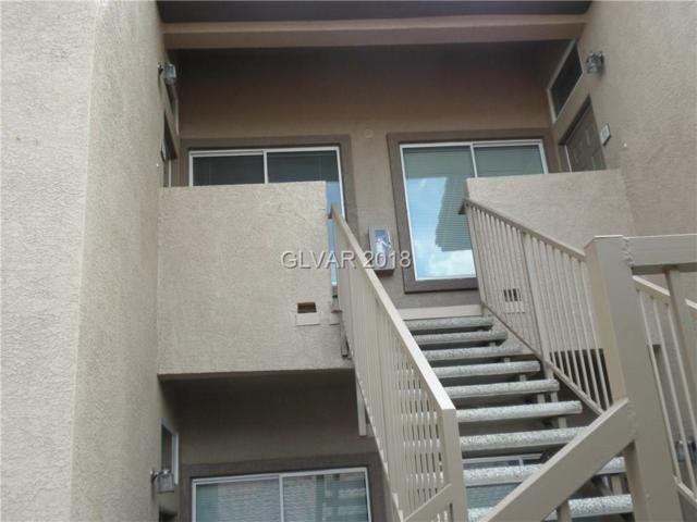 2305 Horizon Ridge #924, Henderson, NV 89052 (MLS #1969131) :: Signature Real Estate Group