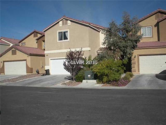 3840 Prespa Lake, Las Vegas, NV 89141 (MLS #1969254) :: Realty ONE Group