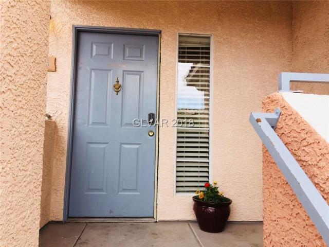 400 Amber Pine #203, Las Vegas, NV 89144 (MLS #1969276) :: Signature Real Estate Group