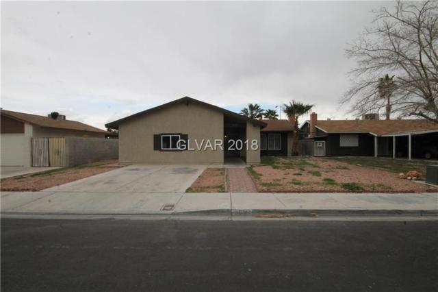 3636 Tempe, Las Vegas, NV 89103 (MLS #1969341) :: Realty ONE Group