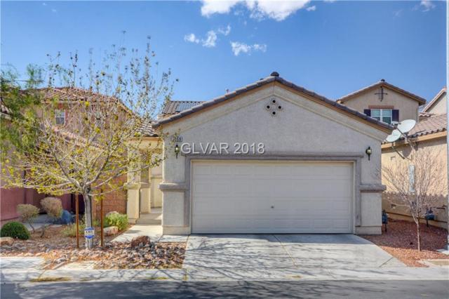9059 College Green, Las Vegas, NV 89148 (MLS #1969434) :: Realty ONE Group