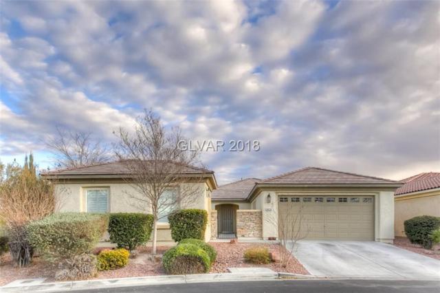 8516 Berkley Hall, Las Vegas, NV 89131 (MLS #1969436) :: Realty ONE Group