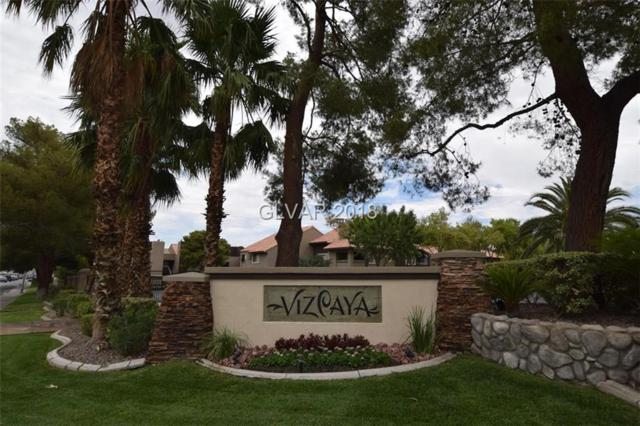 5014 Rainbow #202, Las Vegas, NV 89118 (MLS #1969453) :: Signature Real Estate Group