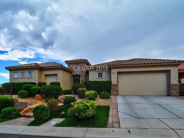 2142 Sandstone Cliffs, Henderson, NV 89044 (MLS #1969502) :: Realty ONE Group