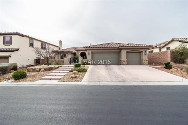 8261 Bella Famiglia, Las Vegas, NV 89178 (MLS #1969560) :: Realty ONE Group