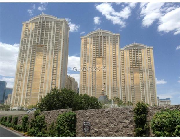145 E Harmon #2315, Las Vegas, NV 89109 (MLS #1969575) :: Trish Nash Team