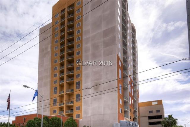 211 E Flamingo #613, Las Vegas, NV 89169 (MLS #1969589) :: Signature Real Estate Group