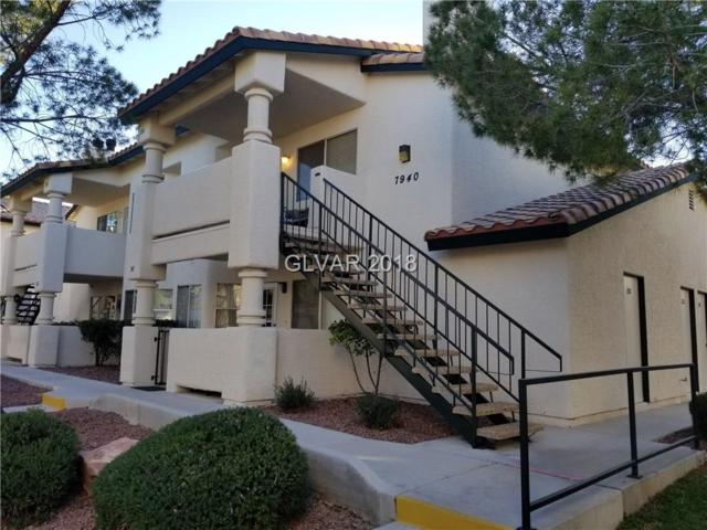 7940 Decker Canyon #101, Las Vegas, NV 89128 (MLS #1969629) :: Sennes Squier Realty Group