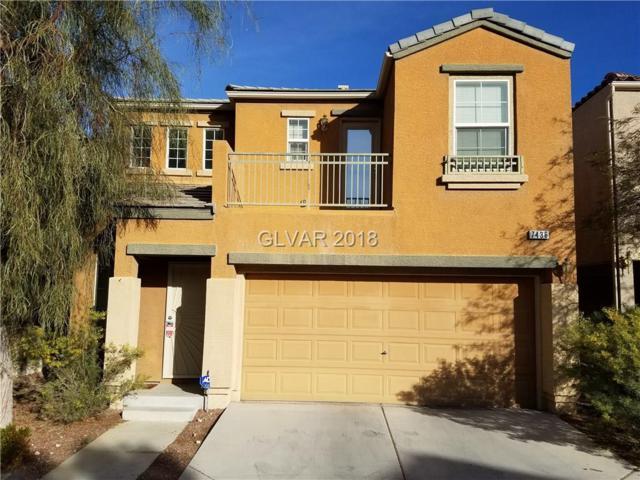 7436 Manfre, Las Vegas, NV 89148 (MLS #1969658) :: Realty ONE Group
