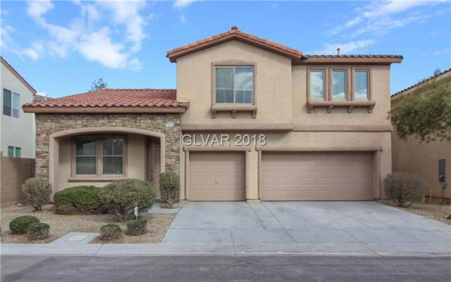 7618 Stray Horse, Las Vegas, NV 89113 (MLS #1969692) :: Realty ONE Group