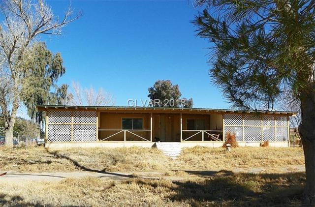 570 Scott, Overton, NV 89040 (MLS #1969837) :: Catherine Hyde at Simply Vegas