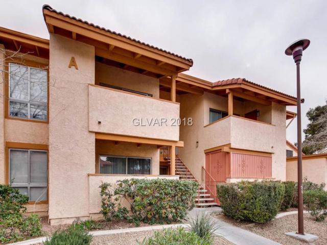 1515 E Reno A102, Las Vegas, NV 89119 (MLS #1969876) :: Sennes Squier Realty Group