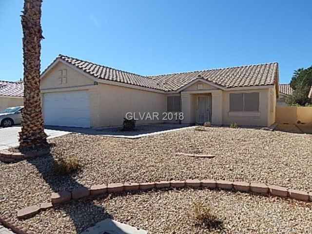 4637 Brently, Las Vegas, NV 89122 (MLS #1970002) :: Realty ONE Group