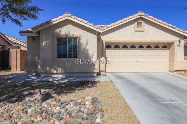 4372 Meadowlark Wing, North Las Vegas, NV 89084 (MLS #1970055) :: Realty ONE Group