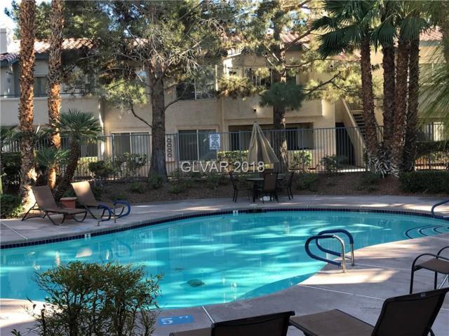 3111 Key Largo #204, Las Vegas, NV 89120 (MLS #1970188) :: Signature Real Estate Group