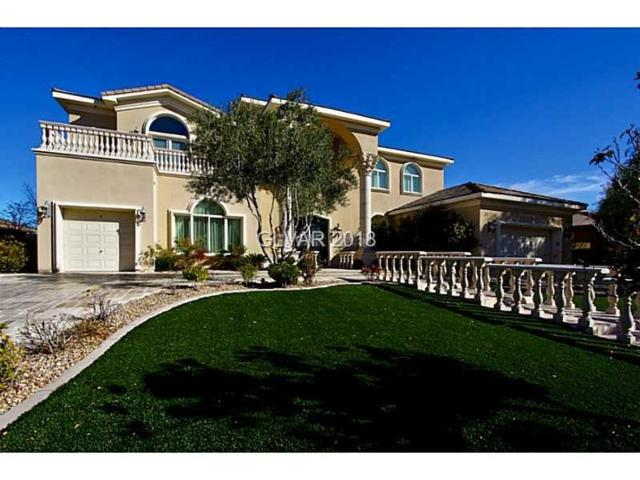 12 Greely Club, Henderson, NV 89052 (MLS #1970385) :: The Snyder Group at Keller Williams Marketplace One