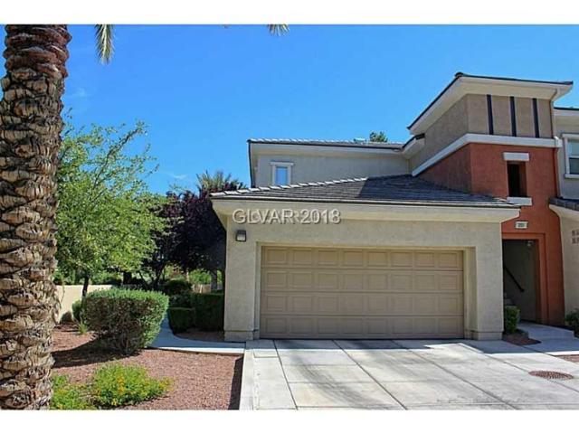 10701 Pappas #201, Las Vegas, NV 89144 (MLS #1970440) :: Signature Real Estate Group