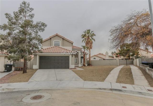 1333 Red Torador, North Las Vegas, NV 89031 (MLS #1970457) :: Realty ONE Group