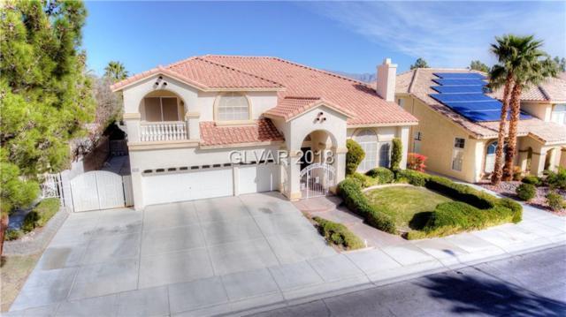 8748 Castle View, Las Vegas, NV 89129 (MLS #1970585) :: Realty ONE Group
