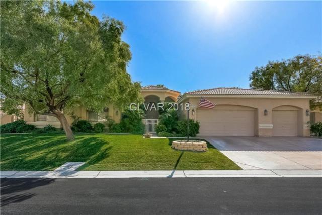 7231 Heggie, Las Vegas, NV 89131 (MLS #1970611) :: Realty ONE Group