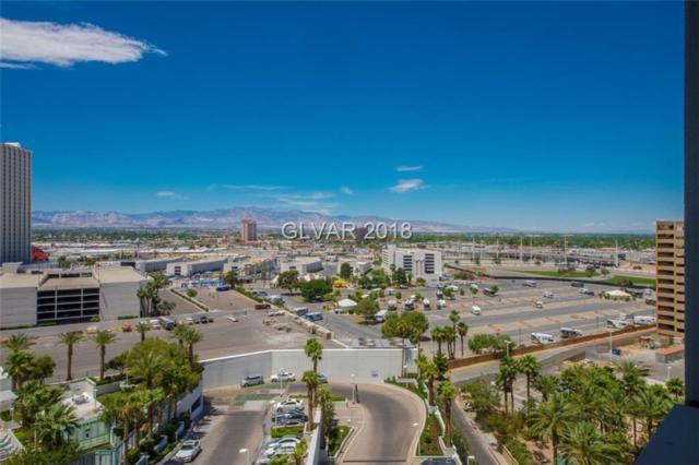 2700 Las Vegas #1003, Las Vegas, NV 89109 (MLS #1970725) :: Keller Williams Southern Nevada