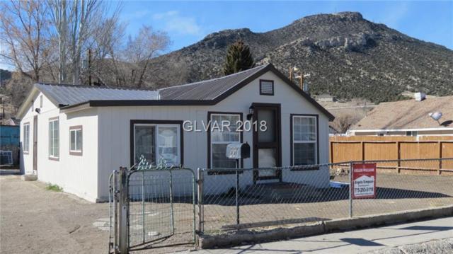 337 Ogden Avenue, Ely, NV 89301 (MLS #1970777) :: The Snyder Group at Keller Williams Realty Las Vegas