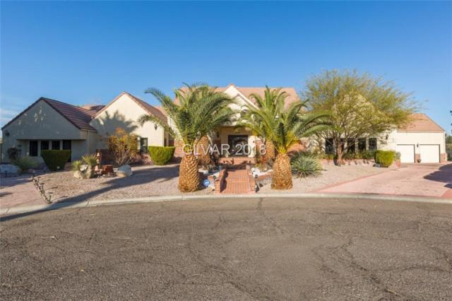 2646 Viking, Las Vegas, NV 89121 (MLS #1970873) :: Sennes Squier Realty Group