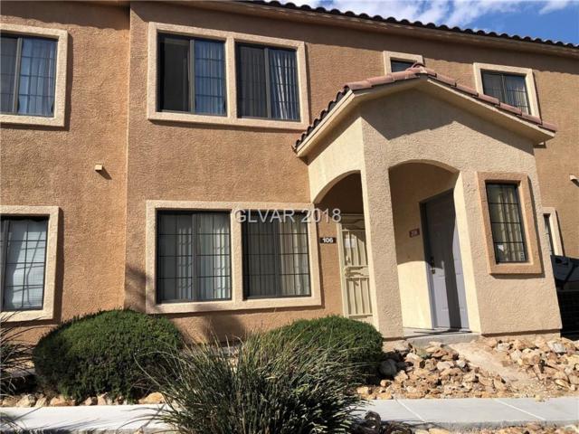 2071 Hussium Hills #106, Las Vegas, NV 89108 (MLS #1970948) :: Catherine Hyde at Simply Vegas