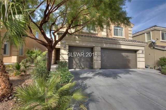 172 Tall Ruff, Las Vegas, NV 89148 (MLS #1970995) :: Realty ONE Group