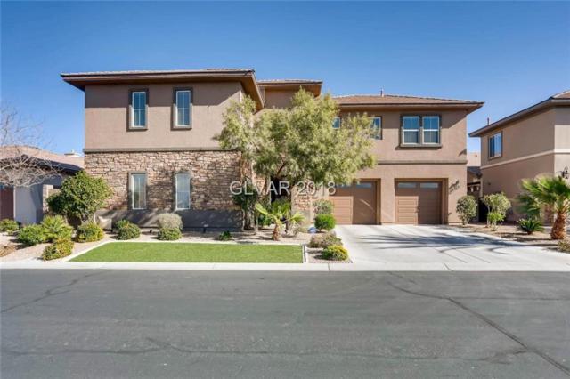 2536 Dornoch, Henderson, NV 89044 (MLS #1971011) :: Keller Williams Southern Nevada