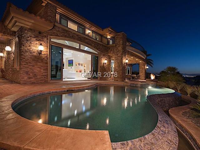 24 Via Tiberius, Henderson, NV 89011 (MLS #1971086) :: The Machat Group | Five Doors Real Estate